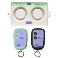 IR REMOTE CONTROLLER WITH INDOOR SIREN FOR ALARMS