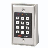 2 OUTPUT SINGLE RELAY DIGITAL ACCESS CONTROL KEYPAD