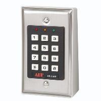 vandal weatherproof backlit keypad dk 2850 aei protect. Black Bedroom Furniture Sets. Home Design Ideas