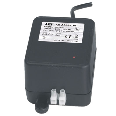 POWER ADAPTERS FOR DOOR LOCKS & ALARM SYSTEMS