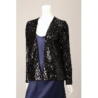 Ladies Sequins Blazer, SH-0032