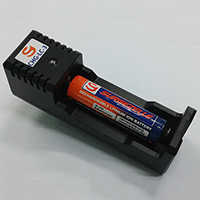 Universal Cylindrical Lithium Battery Charger