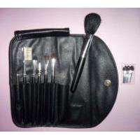 Cosmetic Brush Set In A Pouch