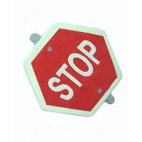 Road Sign Cushion, AYI-12570