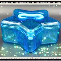 Transparent Star Shape Candy Container