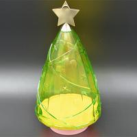 Christmas Tree Shape Candy Container