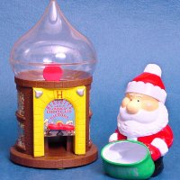 Hershey Bank / Santa Container  (Reference Only)