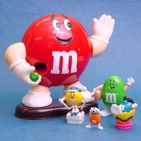 M&M'S Tube Tops / Dispenser (Reference Only)