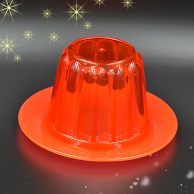 Plastic Cup and Plate Candy Container