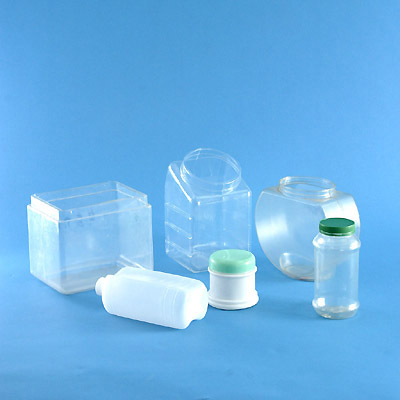 Bottles, Jars And Preform Tubes - 5