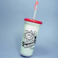 22oz Squeeze Bottle
