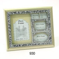 Collage Photo Frame with 5 openings