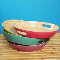 LACQUER BAMBOO ITEMS - TRAY