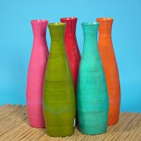 VASES - LACQUER BAMBOO