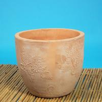 TERRACOTTA ITEMS - PLANTER, SH0064  SET OF 3