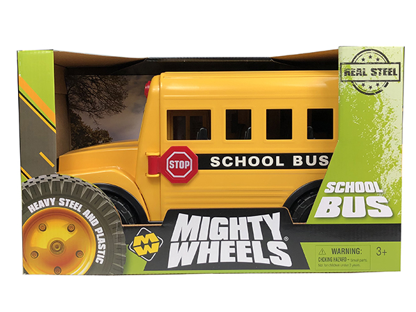 Mighty Wheels 16 inches School Bus