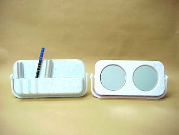 Make Up Mirror with Tray