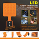 Flexible LED, Flashlight.(Square)