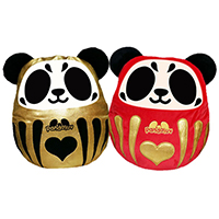 Pandaluv Cushion Blanket