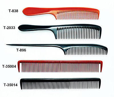 Antistatic combs