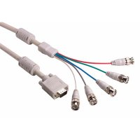 HD15M/5*BNC CABLE