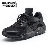 Korean Leisure Breathable and Comfortable Running Shoes for Men