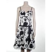 Ladies' Cotton Print Woven Dress
