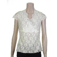 Ladies' Lace Knitted Top