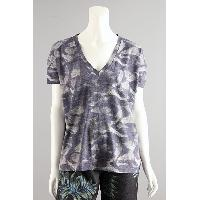 Ladies Jersey Print Top