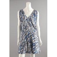 Ladies Cotton Print Dress