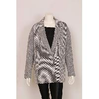 Ladies Cotton Polyester Woven Coat