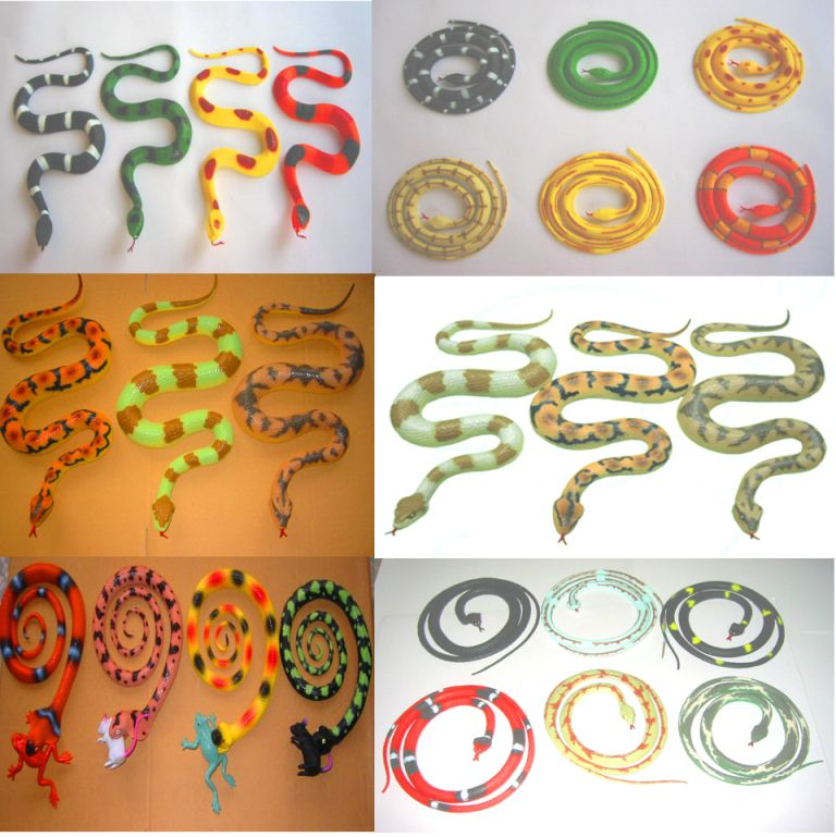 Sell Plastic Snake Assorted size