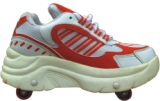 4 Wheels Roller Shoes
