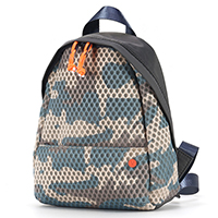 Kids Honeycomb Mini Backpack