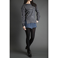Ladies' Knitted Pullover