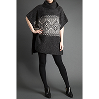 Ladies' Knitted Cape