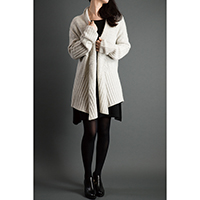 Ladies' Knitted Cardigan