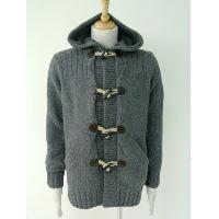 Chunky sweater coat,