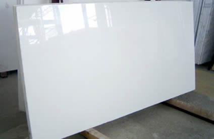 Super White Crystallized Glass Panel Nano Glass None