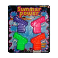 Mini Water Guns with 4 assorted colors, AST-05003