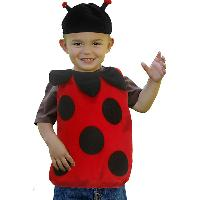 Ladybird Dress Up for Toddler