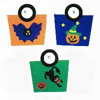 Candy Bags for Halloween