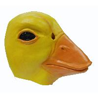 Animals Latex Mask ~ Duck