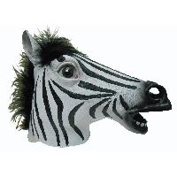 Animal Mask ~ Zebra