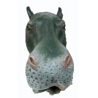 Animal mask ~ Hippo
