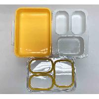 PP Silicone Lunch Box / Pinic Box