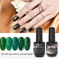 Colorfeel 125 Colors OEM ODM 15ml Nail