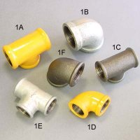 Malleable Iron Pipe Fittings, Malleable Iron Pipe Fittings