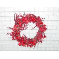 16 inches MIX BERRIES WREATH