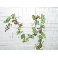 6' STRAWBERRY GARLAND
